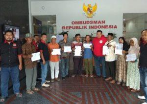 Warga Desa Randusari-Kuningan Lapor Ombudsman 113