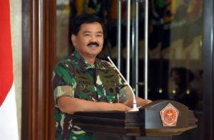 Panglima TNI: Paradoks Kemajuan Teknologi Perlu Diantisipasi 113