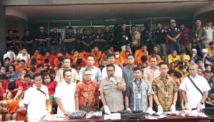 Polda Metro Bentuk Tim Anti Bandit, 181 Penjahat Ditangkap 1