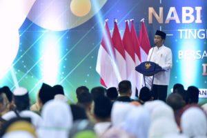 Pesan Presiden di Peringatan Isra Miraj: Walau Beda Pandangan Politik Tetap Harus Rukun 113