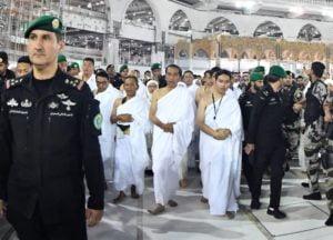 Presiden Jokowi dan Keluarga Tunaikan Ibadah Umroh 113