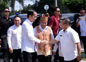 Presiden Jokowi Tinjau Lokasi Alternatif Ibu Kota Negara di Kalteng 113