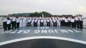 KN Tanjung Datu-301 Open Ship di India 113