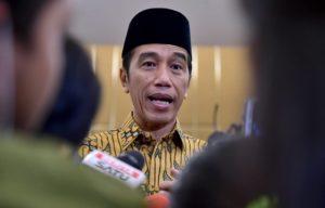 Presiden Jokowi Sebut UU Pemilu Disepakati Bersama di DPR 113