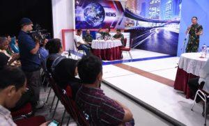 Puspen TNI Gelar Buka Puasa Bersama Awak Media 113