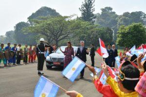 Presiden Jokowi Terima Kunjungan Kenegaraan Presiden Argentina 113