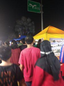 Pemerintah DKI dan Pusat Tak Bernyali Tertibkan PKL Kemayoran 102