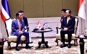 Tiba di Bangkok, Presiden Jokowi Langsung Bertemu PM Thailand 113