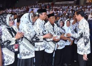 Buka Kongres XXII PGRI, Presiden: Peran PGRI Perkokoh Persatuan Bangsa 1