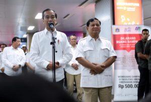 "Prabowo - Jokowi Bertemu: Tidak Ada Lagi ""Cebong"" dan ""Kampret"" 1"