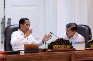 Presiden Tegaskan Seluruh Jajaran Antisipasi Dampak Kekeringan 113