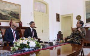 Presiden dan Menlu Singapura Bertemu di Istana Bogor, Bahas Persiapan Leader's Retreat 101