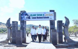 Presiden Jokowi Ingin Integrasikan Kawasan Pariwisata NTT 114