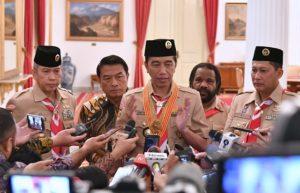 Presiden Jokowi Beri Waktu 3 Bulan Tim Teknis Kasus Novel 113