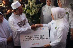 IAD Peduli Bangun 95 Pintu MCK di Jakarta 113