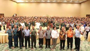 Dukung Pemecahan Rekor Dunia Menyelam Massal di Manado, Kapolda: Rekor Spektakuler Harus Diketahui Masyarakat 1