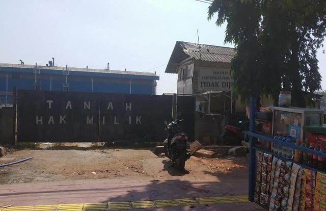 Tanah Primadona di Jl. Yos Sudarso