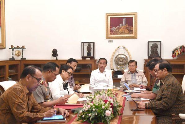 Instruksikan Pemulihan Papua, Presiden Jokowi: Saya Percaya Warga Papua Cinta Damai 101