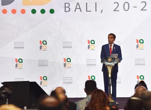 Presiden Jokowi Sebut Indonesia Sahabat Terpercaya di Pembukaan IAID 2019 1