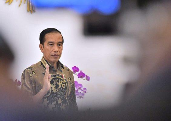 Presiden Perintahkan Kapolri Tindak Tegas Pelaku Rasisme 113