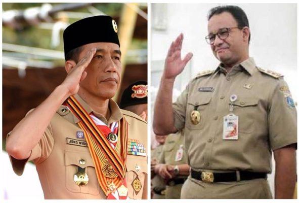 Apel HUT RI ke-74: Anies Akan Gelar Upacara di Pulau Reklamasi, Jokowi di Istana 1