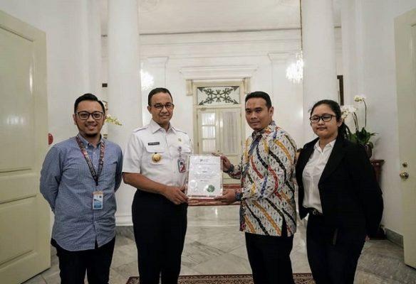 Jakarta Raih Penghargaan Internasional 101