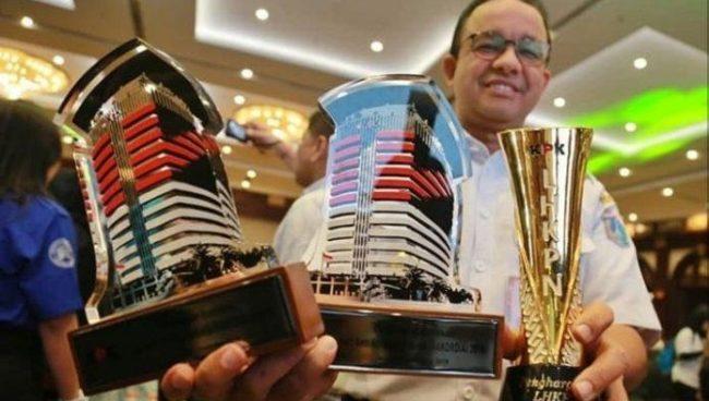 Jakarta Raih Penghargaan Internasional 102