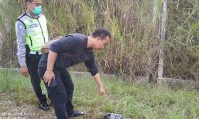 Polisi Bogor Selidiki Mayat di Tol Bocomi, Kapolsek Cijeruk: Diduga Pembunuhan 1