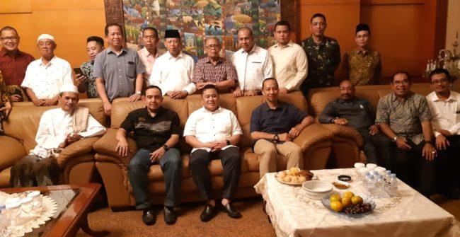 Dandim dan Walikota Jakut Hadiri Pertemuan Para Tokoh Masyarakat 1