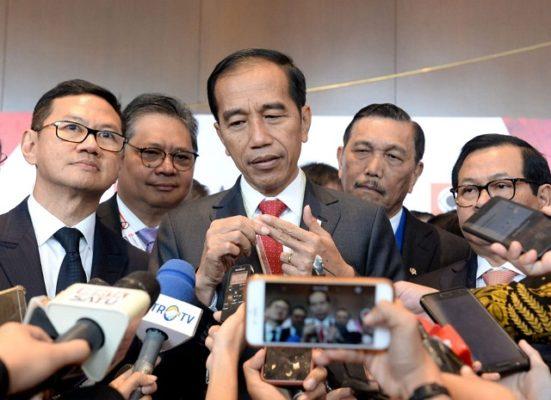 Presiden Jokowi Tak Ingin Independensi KPK Terganggu 113