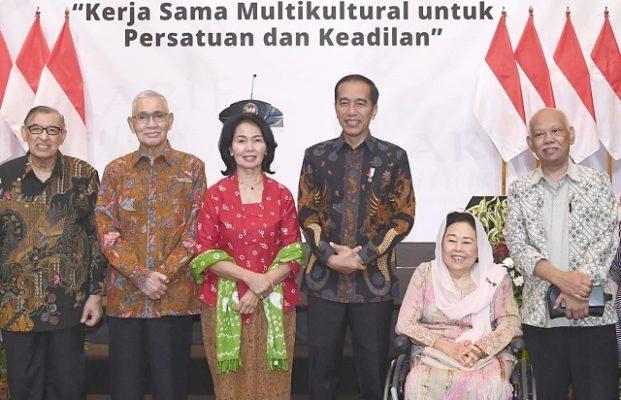 Jokowi: Toleransi dan Keterbukaan Adalah Kunci Kemajuan Suatu Bangsa 113