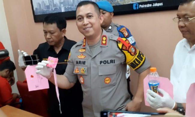 Polres Jakpus Ungkap Kasus Pencurian dan Pemerkosaan di Senen, 3 Pelaku Ditangkap 101