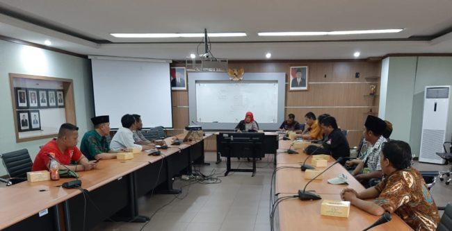 Kelompok KPDS Audiensi Sama Dinas Koperasi UMKM DKI, Minta Dibina Dalam JU 113