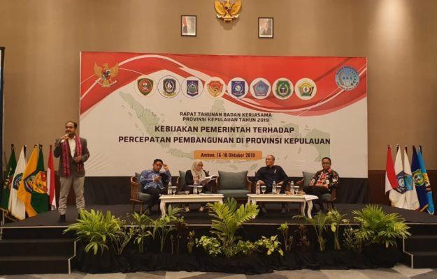 DPD RI Berjuang Lahirkan UU Daerah Kepulauan 113