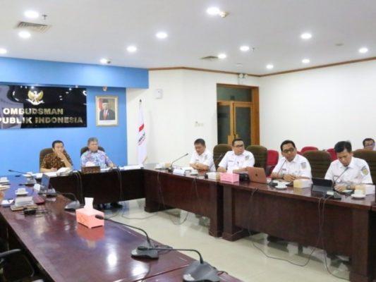 Dilaporkan Masyakarat, PT KAI Berikan Penjelasan Kepada Ombudsman RI 113
