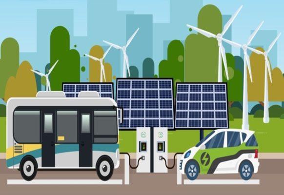 Ibu Kota Baru Gunakan Transportasi Listrik 113