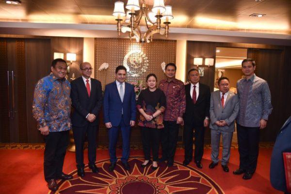 Ketua DPR Harap Penguatan Hubungan Kerjasama Ekonomi dan Investasi Antara Indonesia-Maroko 113