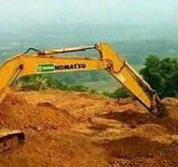 Aktivitas Penebangan Pohon di Kawasan Gunung Angsana Jadi Sorotan Pecinta Lingkungan 1