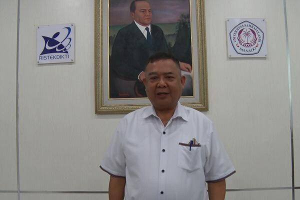 Wakil Rektor Unsrat Manado Tolak Demo Anarkis Jelang Pelantikan Presiden dan Wakil Presiden 113