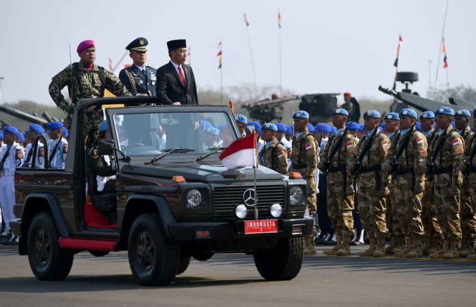 HUT TNI Ke-74 102