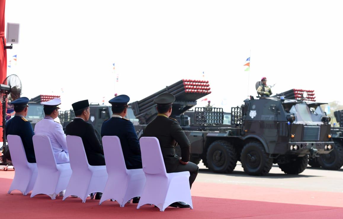 HUT TNI Ke-74 105