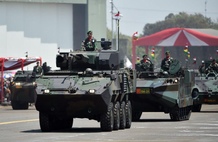 HUT TNI Ke-74 108
