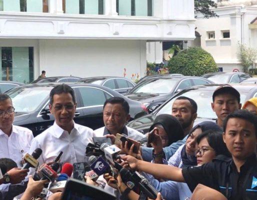 Istana Siapkan Mobil VVIP Tamu Negara Tanpa Sewa 103