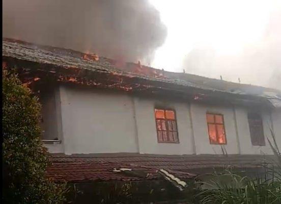 Kebakaran Asrama Papua