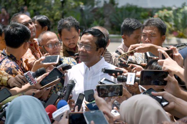 Presiden Jokowi Panggil Sejumlah Tokoh ke Istana 4