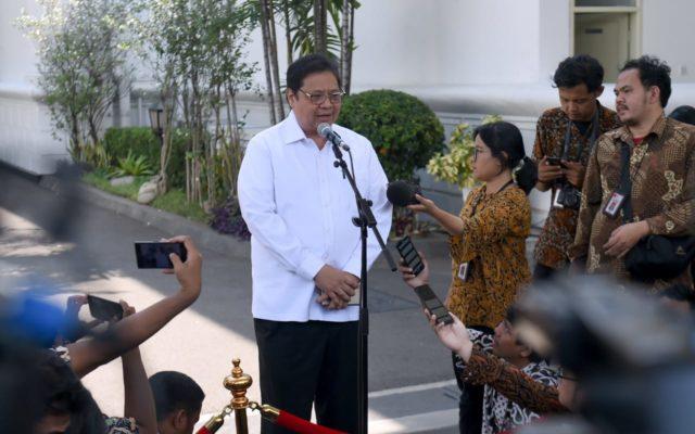 Presiden Jokowi Panggil Sejumlah Tokoh ke Istana 104