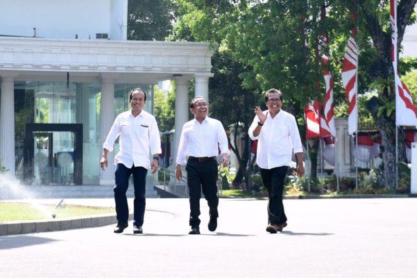 Presiden Jokowi Panggil Sejumlah Tokoh ke Istana 105