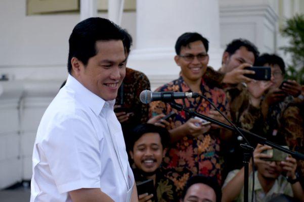 Presiden Jokowi Panggil Sejumlah Tokoh ke Istana 1
