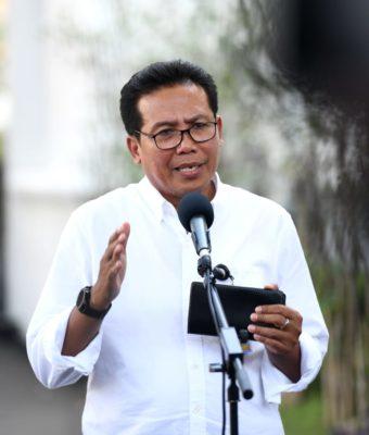 Presiden Jokowi Tunjuk Jubir dan Tujuh Orang untuk Bantu Proses Pembentukan Kabinet 114