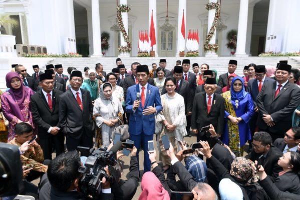 Presiden Jokowi Ajukan Komjen Idham Azis sebagai Kapolri 113